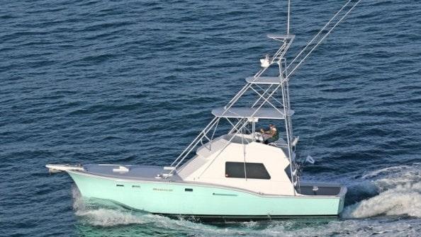 51 Hatteras Miami sportfish charter yacht