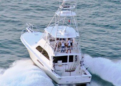 52 Viking Miami sportfish charter yacht