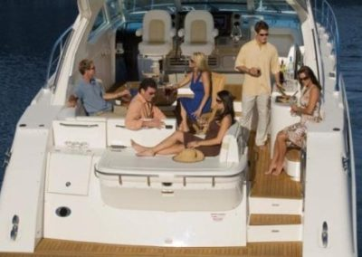 54 Searay yacht leisure in Miami