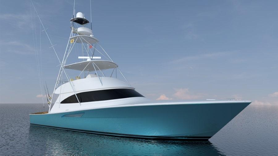 55 Viking Miami sportfish charter yacht