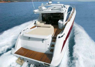 62 Azimut Miami rental yacht