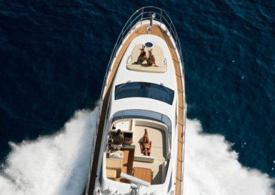 64 Azimut luxury yacht