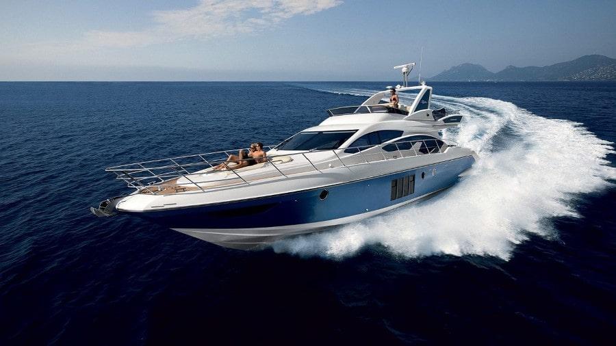 64 Azimut Miami charter yacht