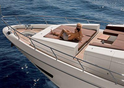 84 Azimut yacht Miami charter