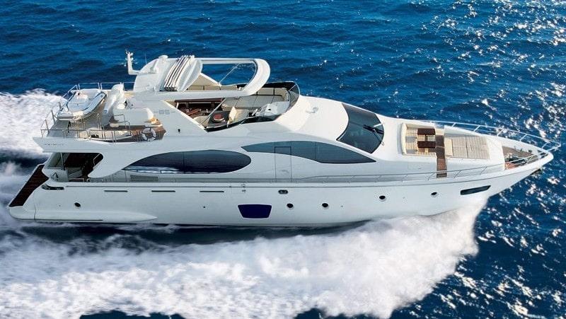 85 Azimut Miami motor yacht