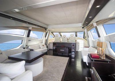 86 AzimutS yacht salon