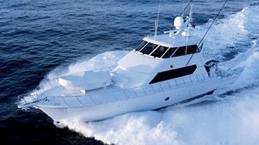 90 Hatteras Miami sportfish charter yacht