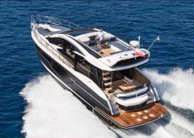 51 Galeon luxury charter yacht