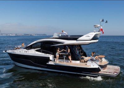 51 Galeon yacht leisure