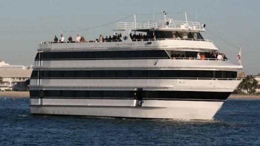 120 K Marine party yacht