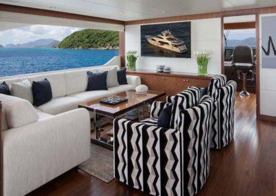 112 Ocean yacht coffe lounge