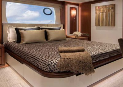 112 Ocean yacht guest stateroom two