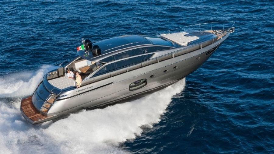 62 Azimut sport rental yacht