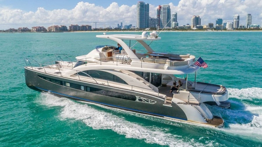 62 Luxury Power Catamaran