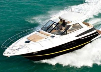 46 Regal Miami rental yacht