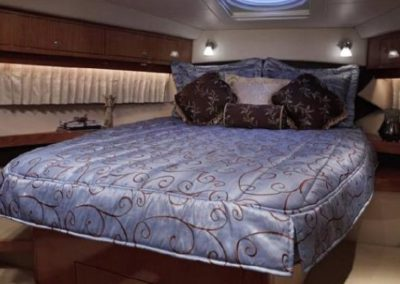 46 Regal yacht master cabin