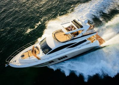 65 Searay Miami rental yacht