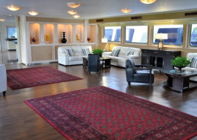 170 Swiftship party yacht lounge