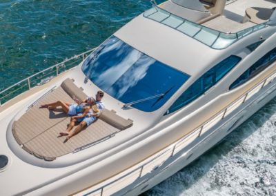 69 Icon yacht Miami charter
