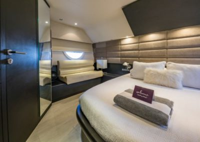 69 Icon yacht master stateroom