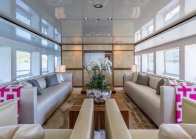 160 Christensen yacht lounge coffe tables