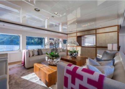 160 Christensen yacht lounge coffe tables