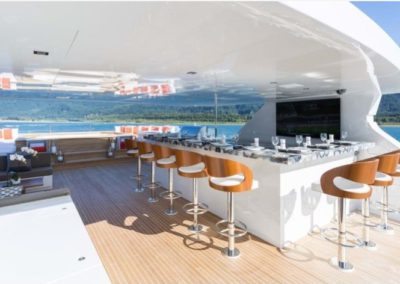 160 Christensen flybridge casual dining and bar