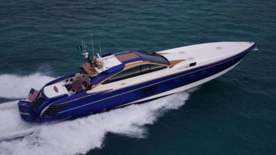 80 Nortech Miami charter sport yacht