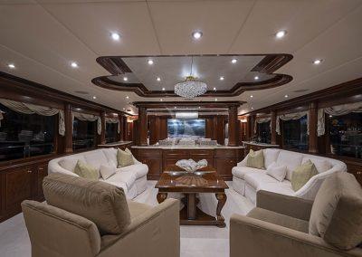 142 Trinity yacht salon