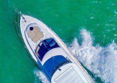 66 Sunseeker yacht on Miami charter