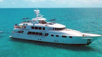 142 Trinity luxury yacht