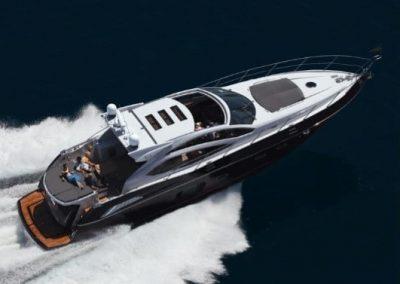 64 Sunseeker yacht on charter